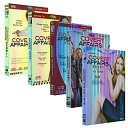 Covert Affairs 諜影迷情 第1-5季 13DVD