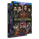 The Musketeers 火槍手 第1-2季 6DVD