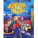 怪物島 Monster Island (2017)  DVD
