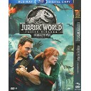 侏羅紀世界:殞落國度 Jurassic World: Fallen Kingdom (2018) DVD