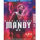 曼蒂 Mandy (2018) DVD