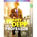 人生消極掰 (台灣19年7月份上映)  Johnny Depp Richard Says Goodbye/The Professor DVD