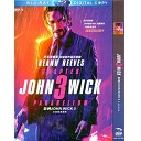 捍衛任務3:全面開戰 John Wick: Chapter 3 - Parabellum (2019) DVD